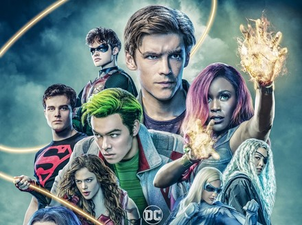 New Titans Poster Puts Deathstroke Front and Center