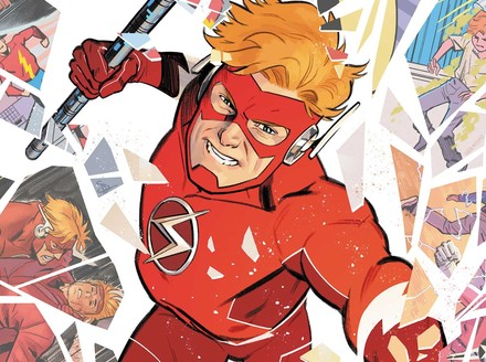 Fast Times with Wally West and the Speed Force