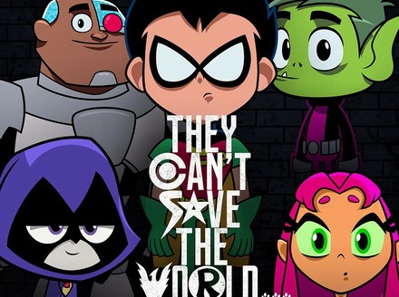 Teen Titans GO...All In!
