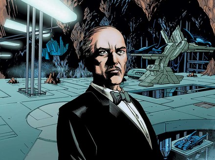 "Breaking News: Alfred Takes the Spotlight in New EPIX Series ""Pennyworth"""