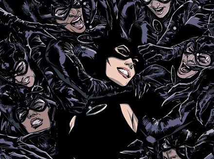 EXCLUSIVE: Get a Sneak Peek at Catwoman's New Costume