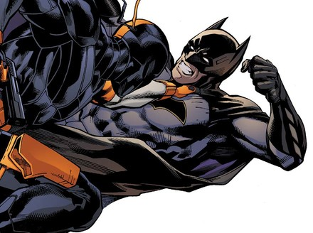 Deathstroke vs. Batman: Sins of the Father(s)